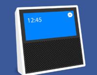Facebook lặng lẽ phát triển loa thông minh màn hình cảm ứng 15 inch