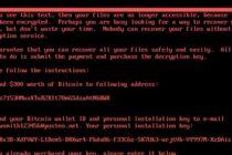 Tin vui: file mã hóa bởi Petya vẫn giải mã được