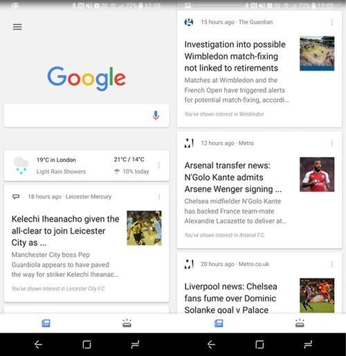 Google thay đổi hoàn toàn trang chủ lần đầu tiên kể từ năm 1996