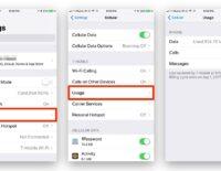 iOS 11 sẽ có tính năng theo dõi lưu lượng 3G, 4G đã sử dụng