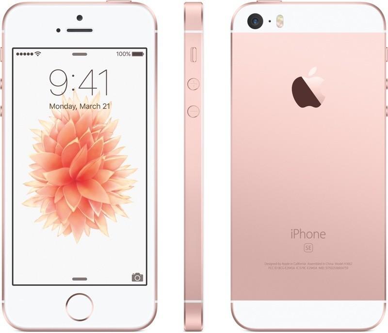 Cuối tháng sau ra iPhone SE mới, mạnh như iPhone 7?