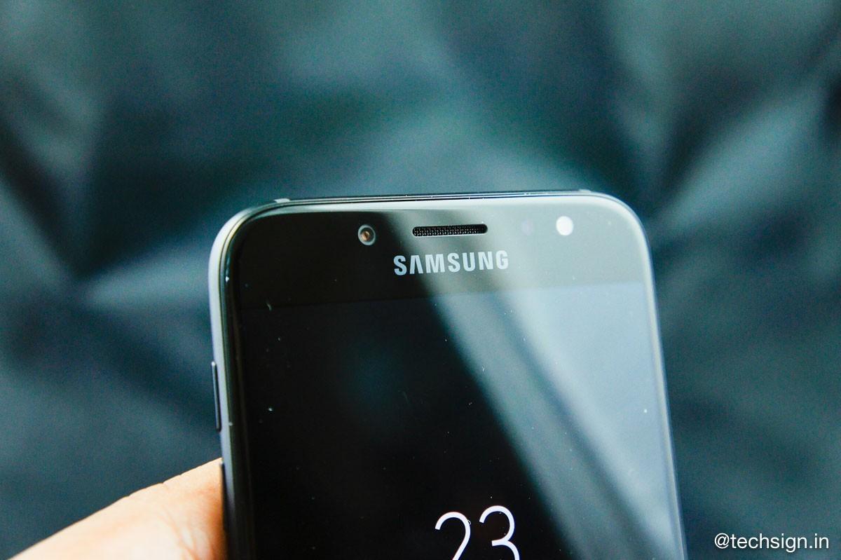 Mở hộp Samsung Galaxy J7 Pro: Sản xuất tại Thái Nguyên, thiết kế cao cấp