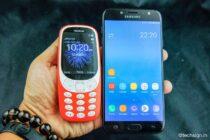 Hướng dẫn nhập danh bạ liên lạc từ Android vào Nokia 3310