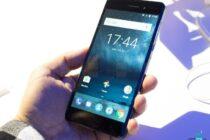 Nokia 6 bản quốc tế không còn đèn LED tín hiệu