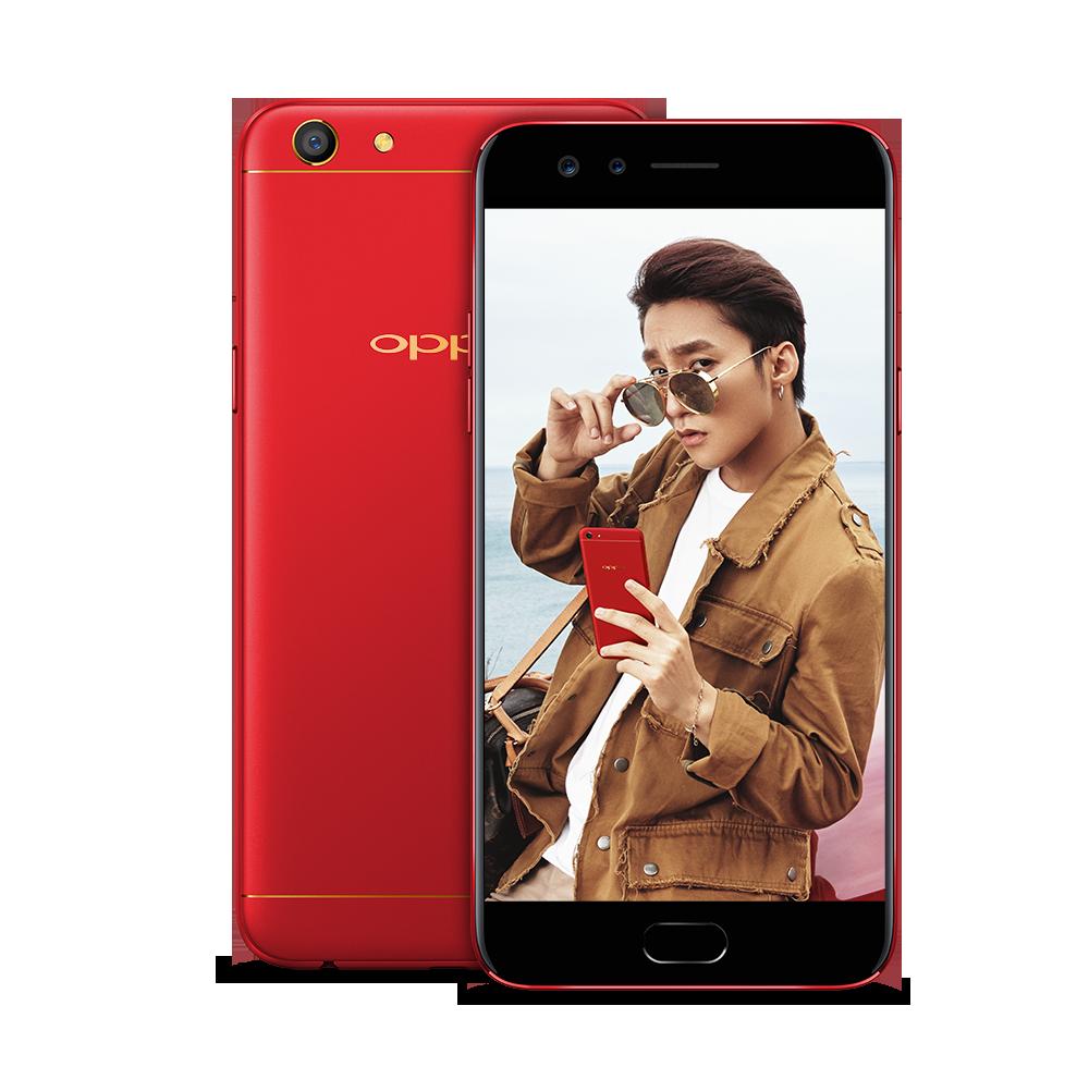 Oppo F3 Lên Kệ Phiên Bản Màu đỏ Với Số Lượng Giới Hạn Tin Tức