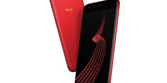 OPPO F3 lên kệ phiên bản màu đỏ với số lượng giới hạn