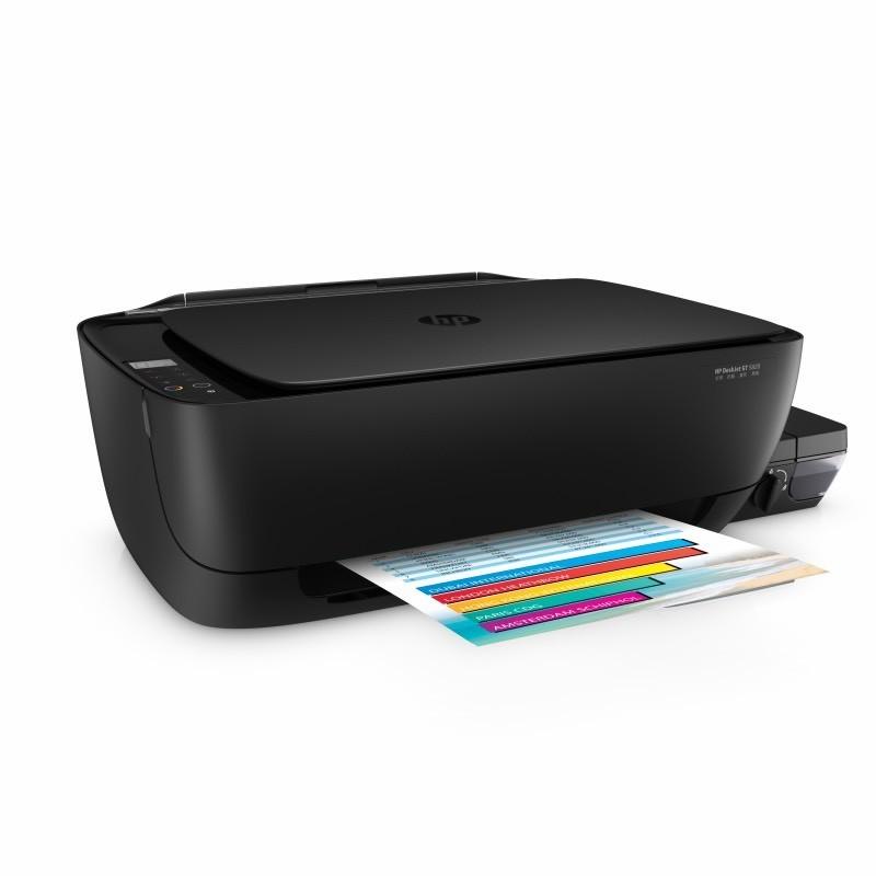 Ra mắt máy in HP DeskJet GT mới nhắm đến doanh nghiệp vừa và nhỏ