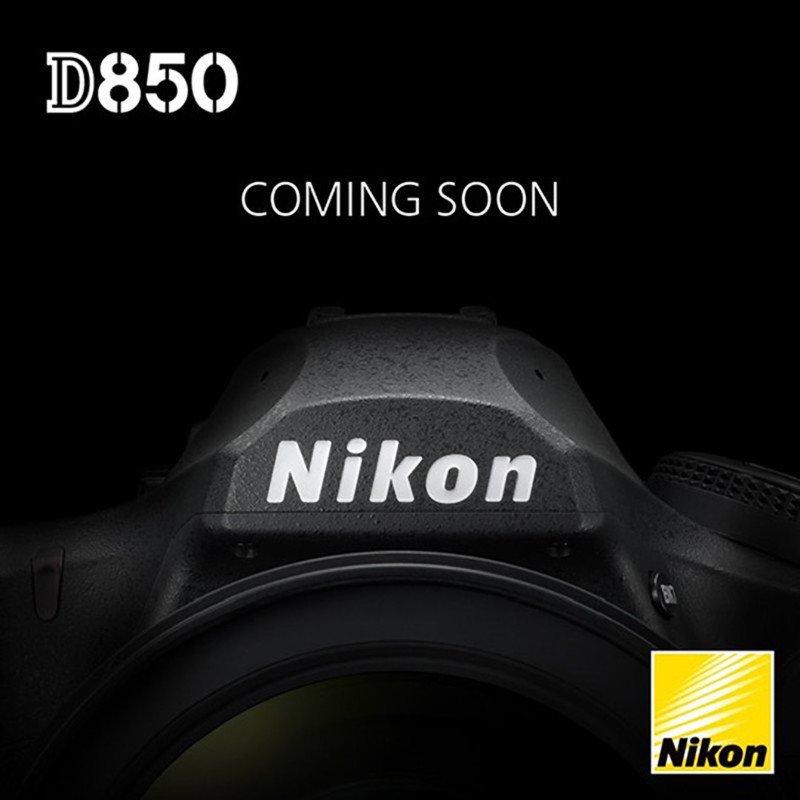 Rò rỉ hình ảnh rất đẹp của máy ảnh DSLR Full Frame Nikon D850