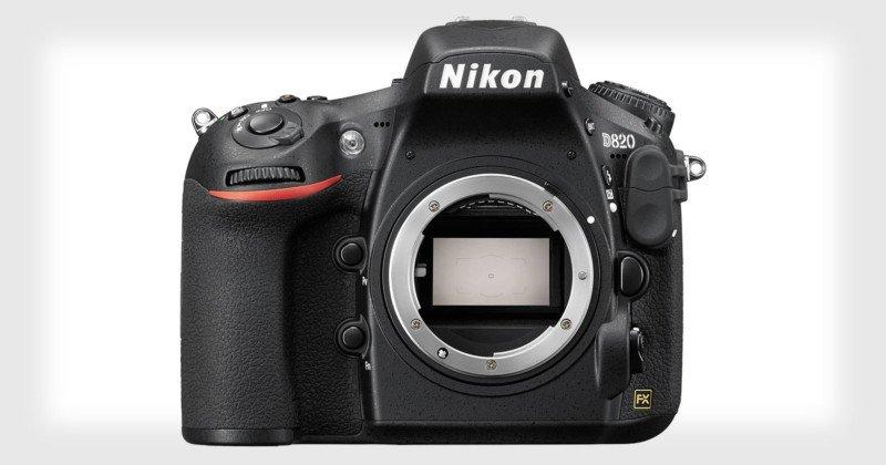 Rò rỉ Nikon D820, dự kiến ra mắt trong tháng tới