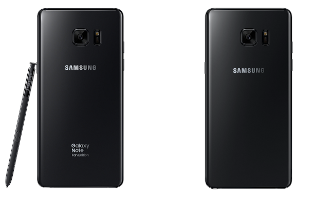 Galaxy Note FE chính thức bán ngày 7/7, FE là Fan Edition