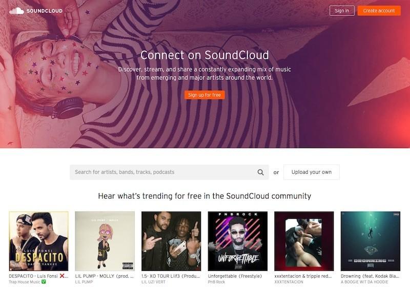 Dịch vụ âm nhạc SoundCloud sắp biến mất?