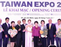 Taiwan Excellence tham gia hội chợ Taiwan Expo 2017