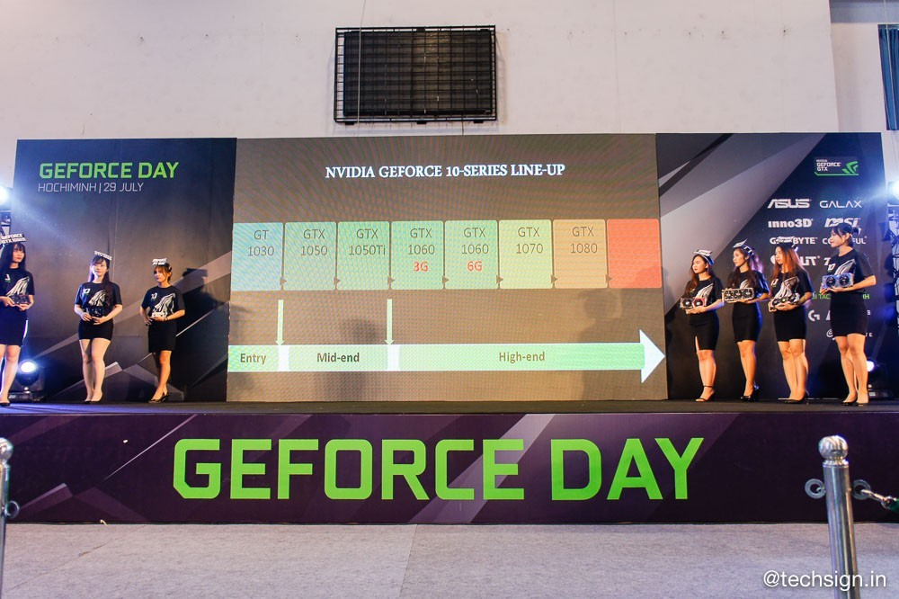 Toàn cảnh sự kiện Nvidia GeForce Day 2017