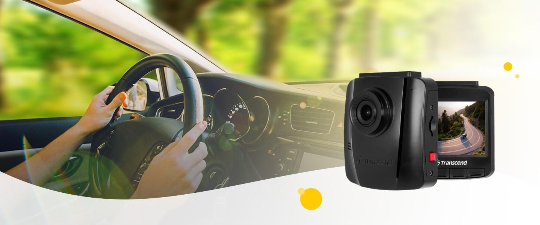 Transcend giới thiệu máy quay hành trình DrivePro 130 và DrivePro 110 mới