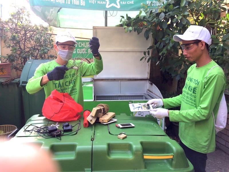 Việt Nam Tái Chế khởi động cuộc thi trúng chuyến du lịch Côn Đảo