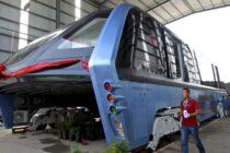 Xe buýt khổng lồ tại Trung Quốc chết yểu, nhiều người bị bắt giữ