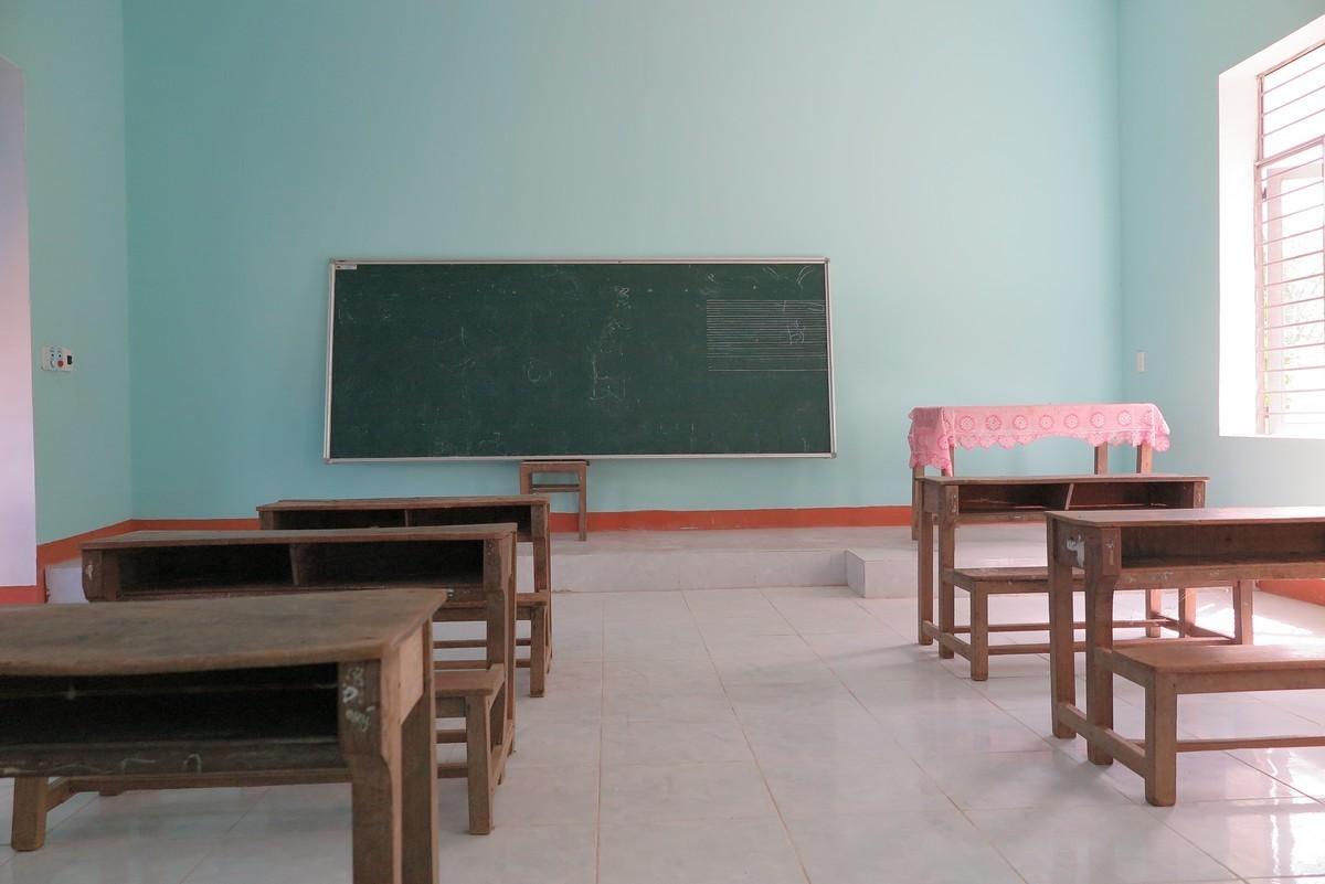 Canon xây trường thứ 55 tại Việt Nam