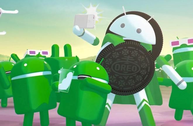 Google chính thức phát hành phiên bản Android 8.0 Oreo