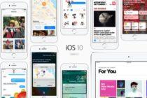 iOS 10 chiếm hơn 87% thị phần người dùng iOS