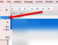 Cách thêm và xóa tài khoản email trên Mac, iPhone, iPad