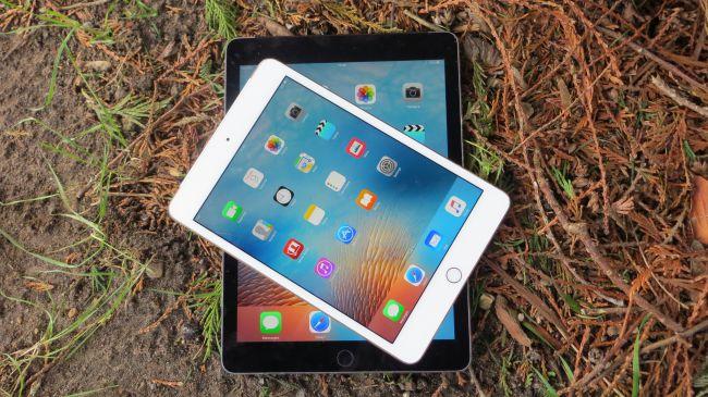 Doanh số iPad bất ngờ tăng vọt. Sự trội dậy của máy tính bảng?