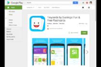Dịch vụ học ngoại ngữ Duolingo tung ra ứng dụng Tinycards mới cho Android