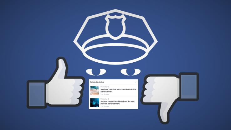 Facebook: Fanpage chia sẻ tin giả sẽ không thể mua quảng cáo
