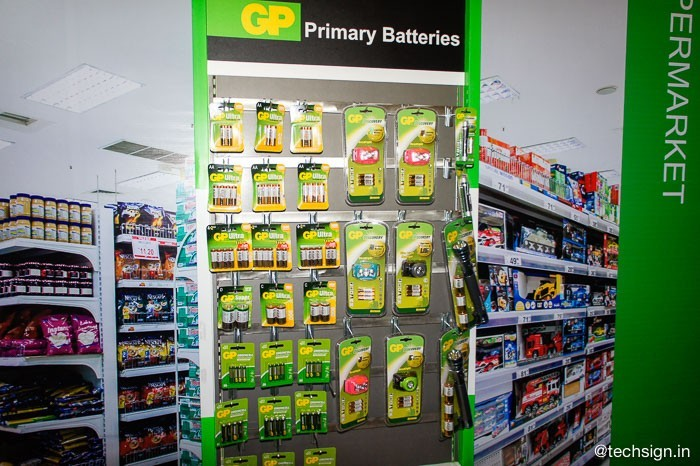 GP Batteries mở văn phòng đại diện tại TP.HCM, giới thiệu các sản phẩm pin thông dụng