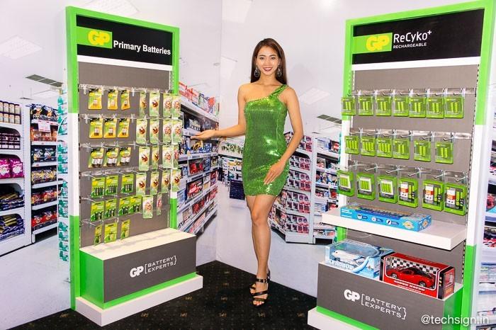 Vĩnh Xuân chính thức phân phối thương hiệu Pin GP Batteries