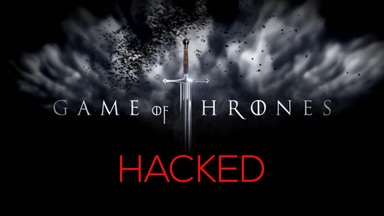 HBO bị hack, lộ thông tin kịch bản Game of Thrones