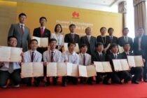 Huawei khởi động Chương trình học bổng dành cho sinh viên ICT
