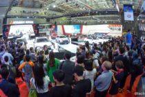 Hơn 80 mẫu xe tham gia triển lãm ô tô Việt Nam - VMS 2017