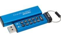 Kingston DataTraveler 2000 có bàn phím mã bảo mật với dung lượng mới