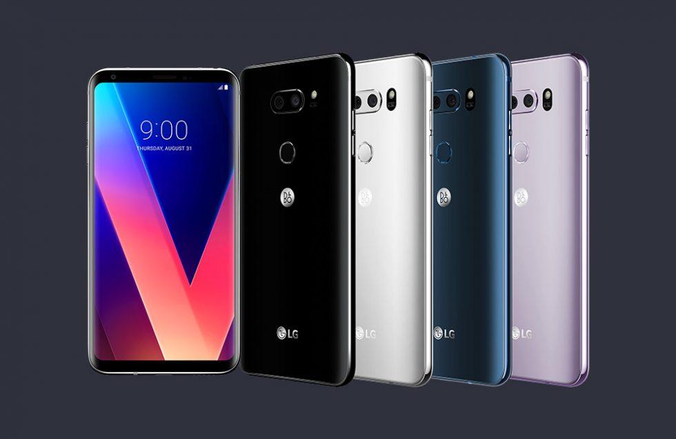 LG V30 chính thức xuất hiện và một số thông tin đầu tiên cần biết