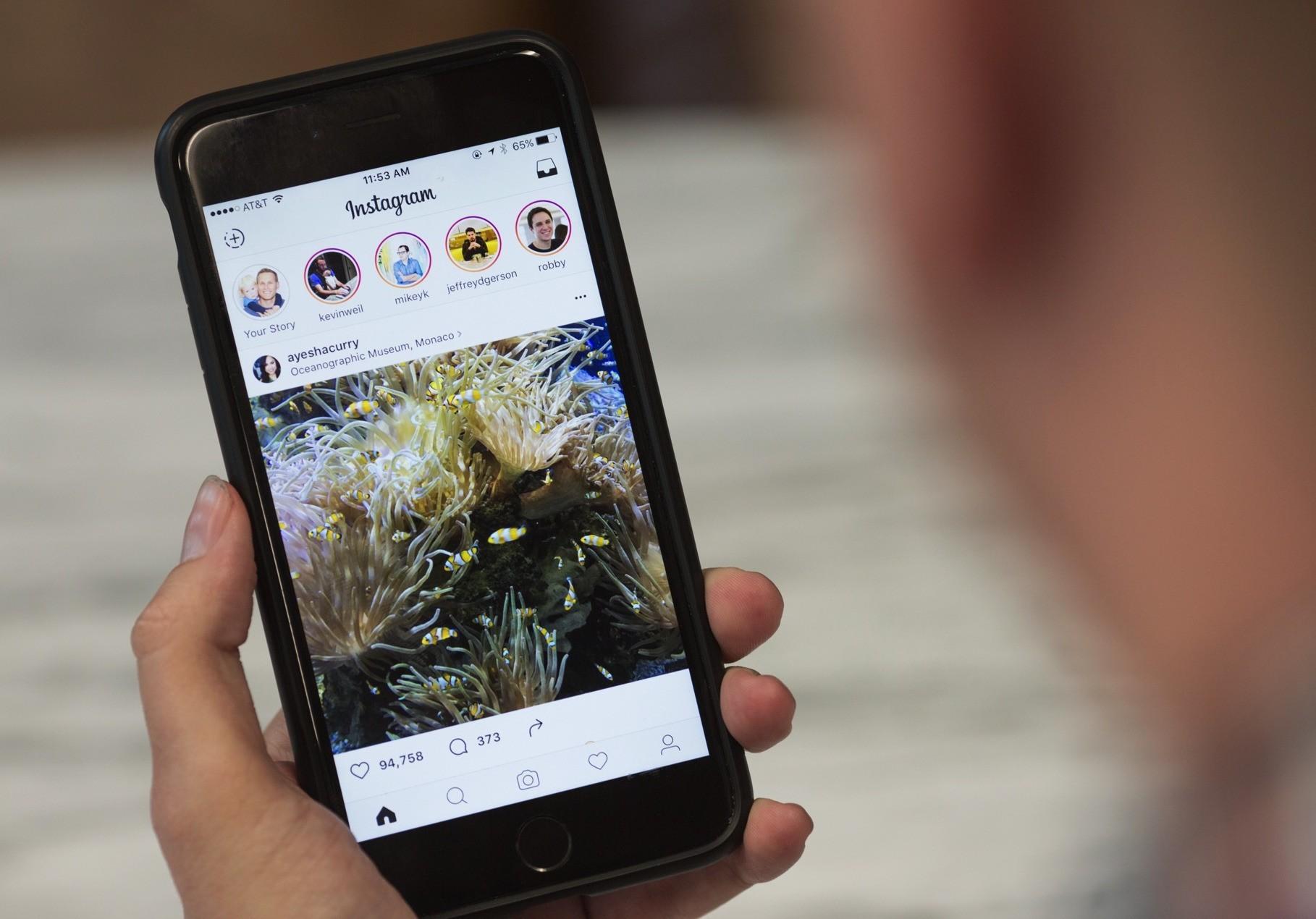 6 thủ thuật tuyệt cú mèo với Stories Instagram