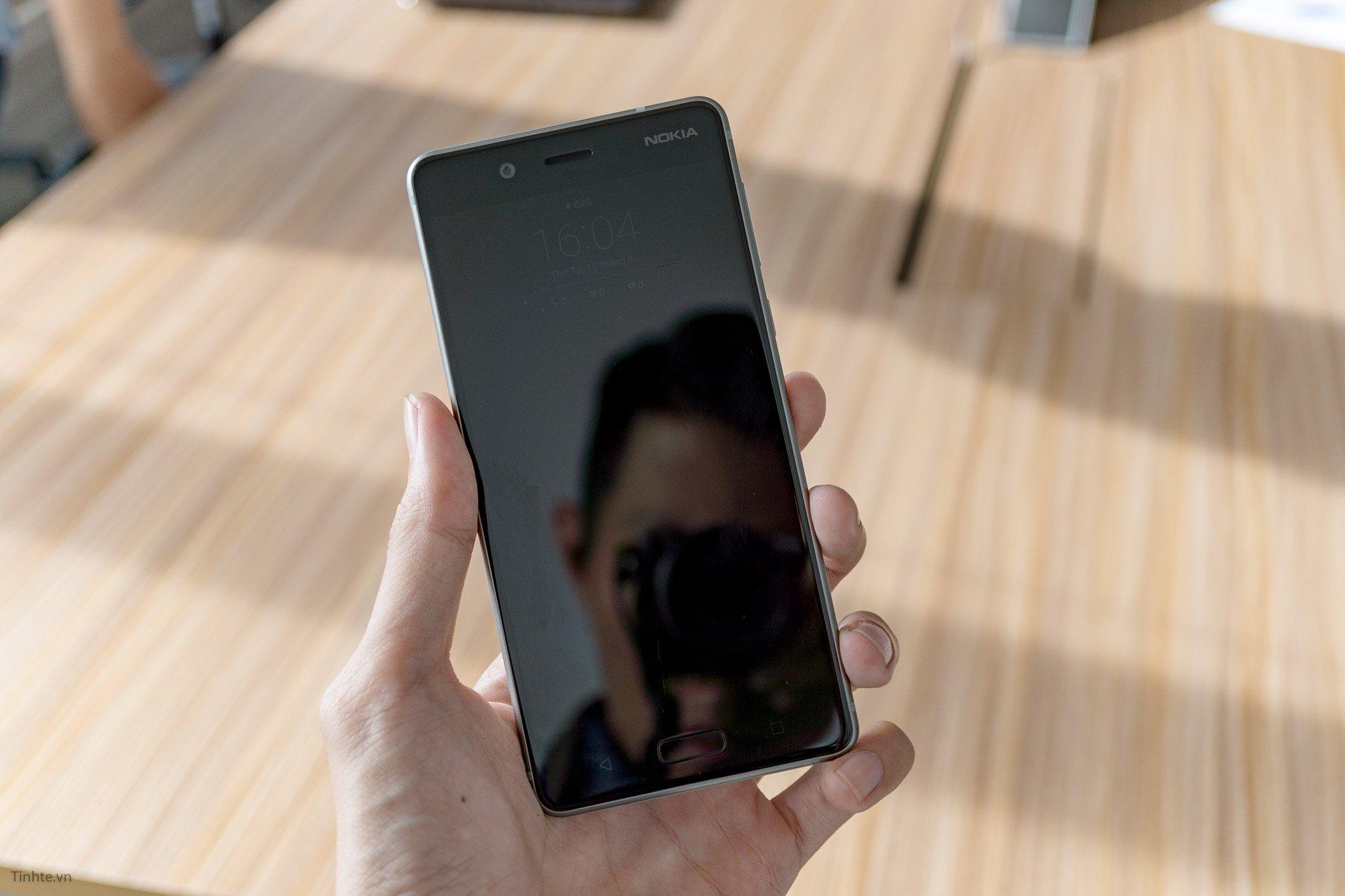 Nokia 8 chính thức ra mắt với chip Qualcomm cao nhất, giá 14 triệu 500 ngàn