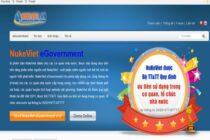 NukeViet bất ngờ tung ra phiên bản phần mềm Cổng thông tin cho cơ quan nhà nước