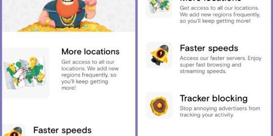 Opera VPN xuất hiện tuỳ chọn trả phí theo năm với giá hơn 500 ngàn đồng