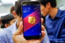 Ngắm OPPO R11 Barcelona phiên bản giới hạn vừa xuất hiện tại Việt Nam