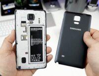 Pin trên Samsung Galaxy Note 4 được thu hồi