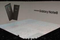 Samsung Galaxy Note8 ra mắt với camera kép, zoom quang 2x