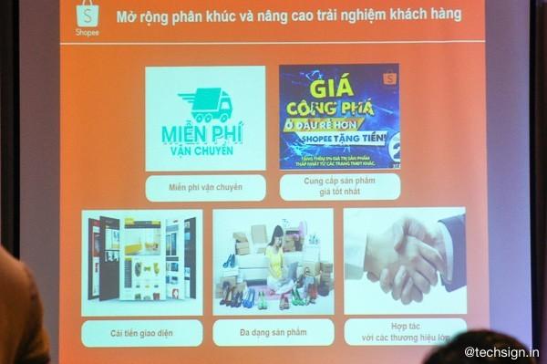 Shopee kỷ niệm 1 năm ra mắt tại thị trường Việt Nam