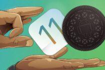 Đặt lên bàn cân iOS 11 và Android Oreo, thực sự có dễ chọn?