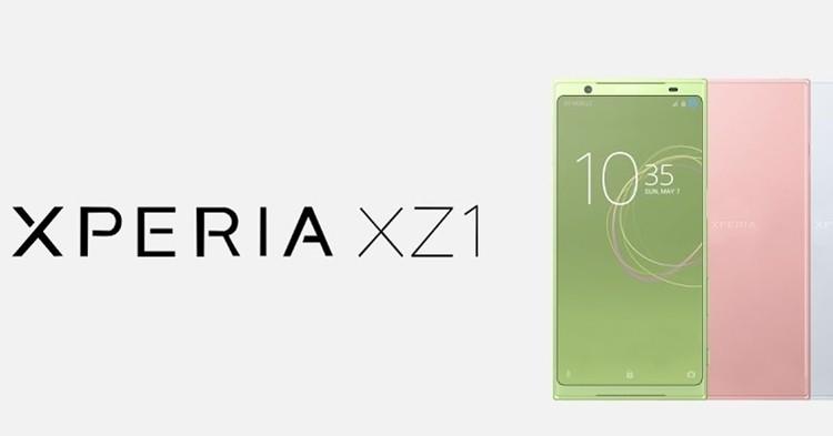 Sony Xperia XZ1 lộ diện: vẫn là thiết kế bảo thủ