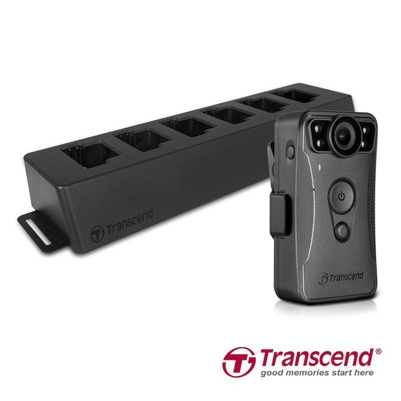 Transcend giới thiệu máy quay đeo trên người DrivePro Body 30