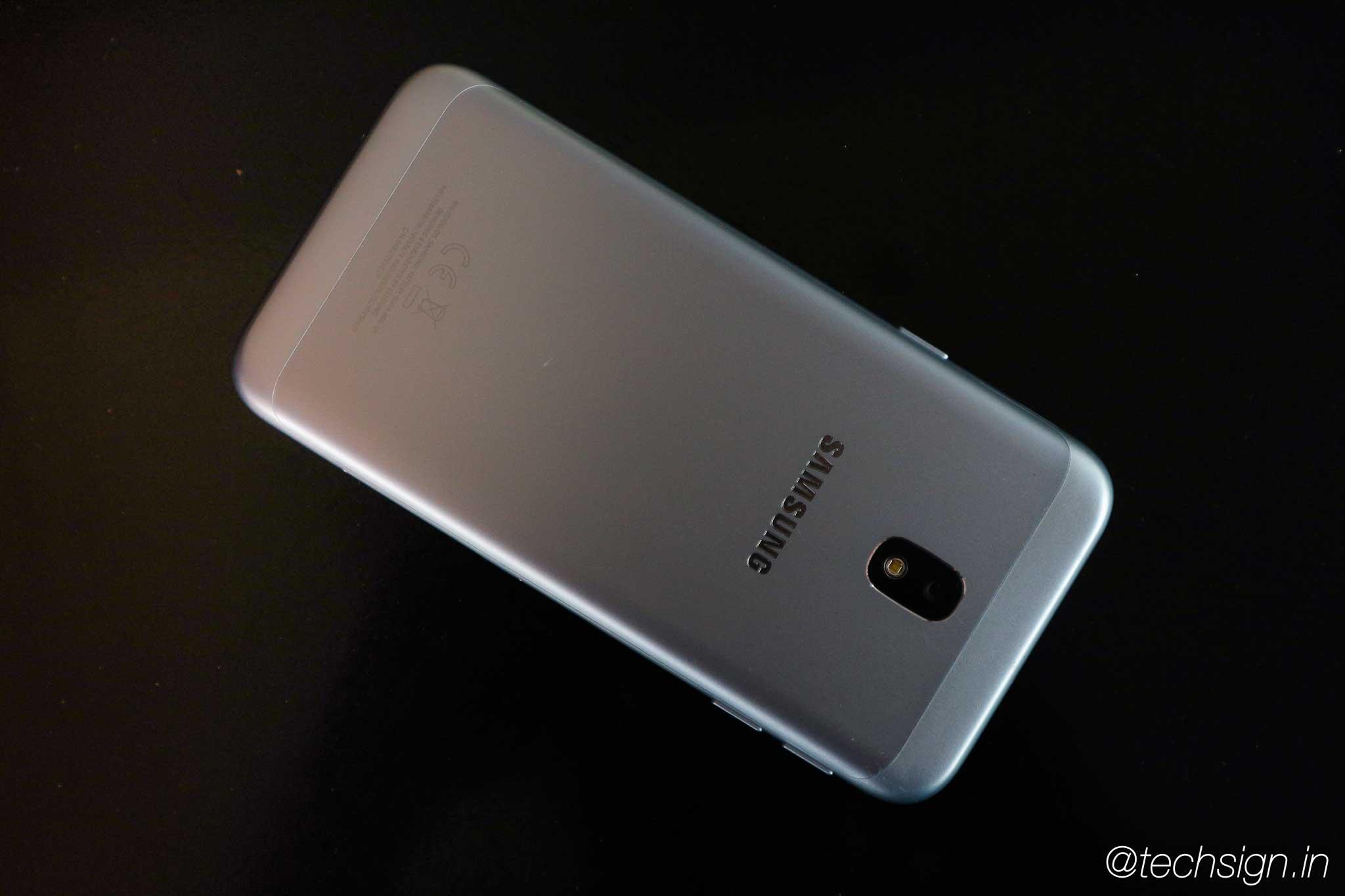 Trên tay và đánh giá chi tiết Samsung Galaxy J3 Pro 2017: pin hỗn hợp 36 giờ