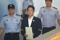 Thái tử Samsung bị tuyên án 5 năm tù