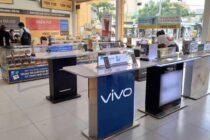 Vivo đưa sản phẩm vào hệ thống Thế Giới Di Động