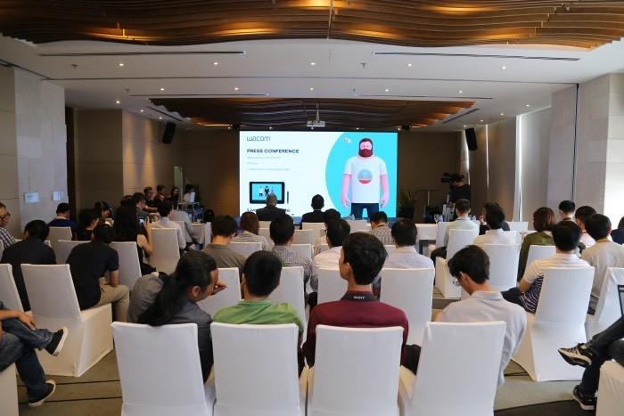 Wacom chính thức ra mắt tại Việt Nam