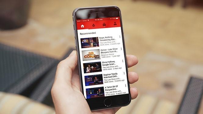 YouTube tích hợp trình nhắn tin giúp đơn giản hóa việc chia sẻ video